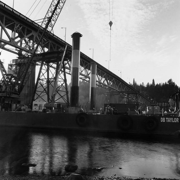 Sellwood Bridge, Portland, OR (6)